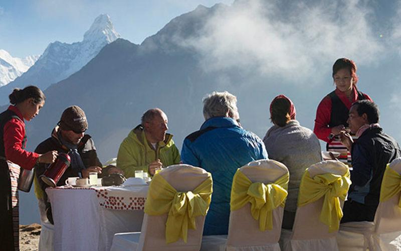 Everest Luxury Lodge Trek