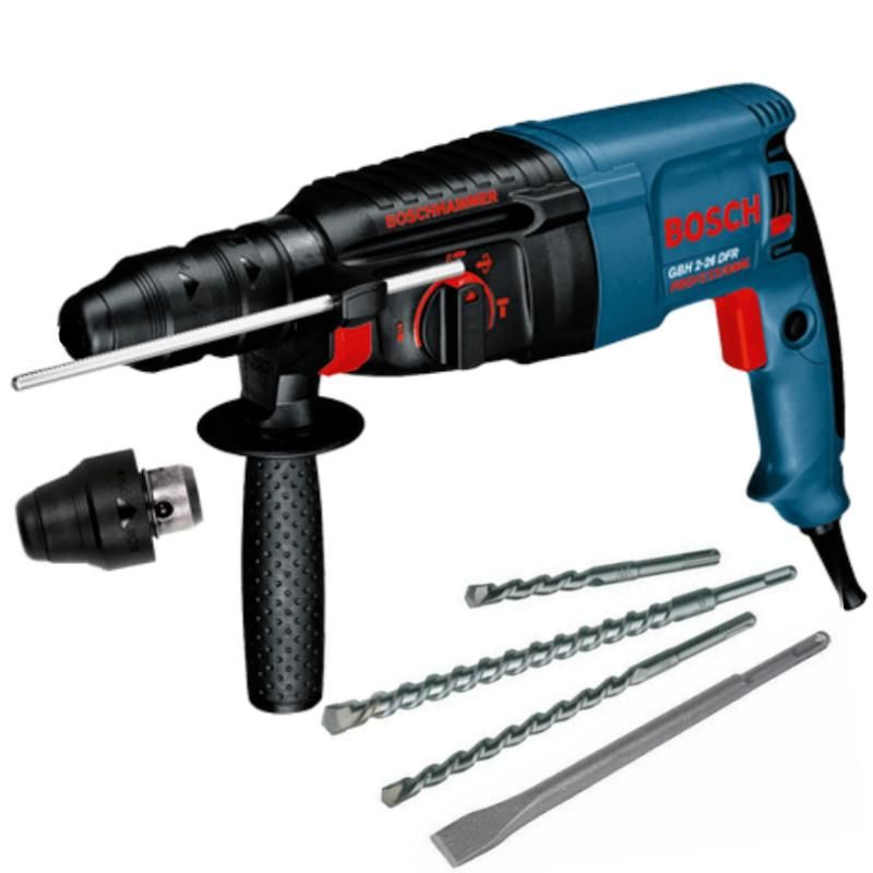 A Tool For Every Job - About the Hammer Drill