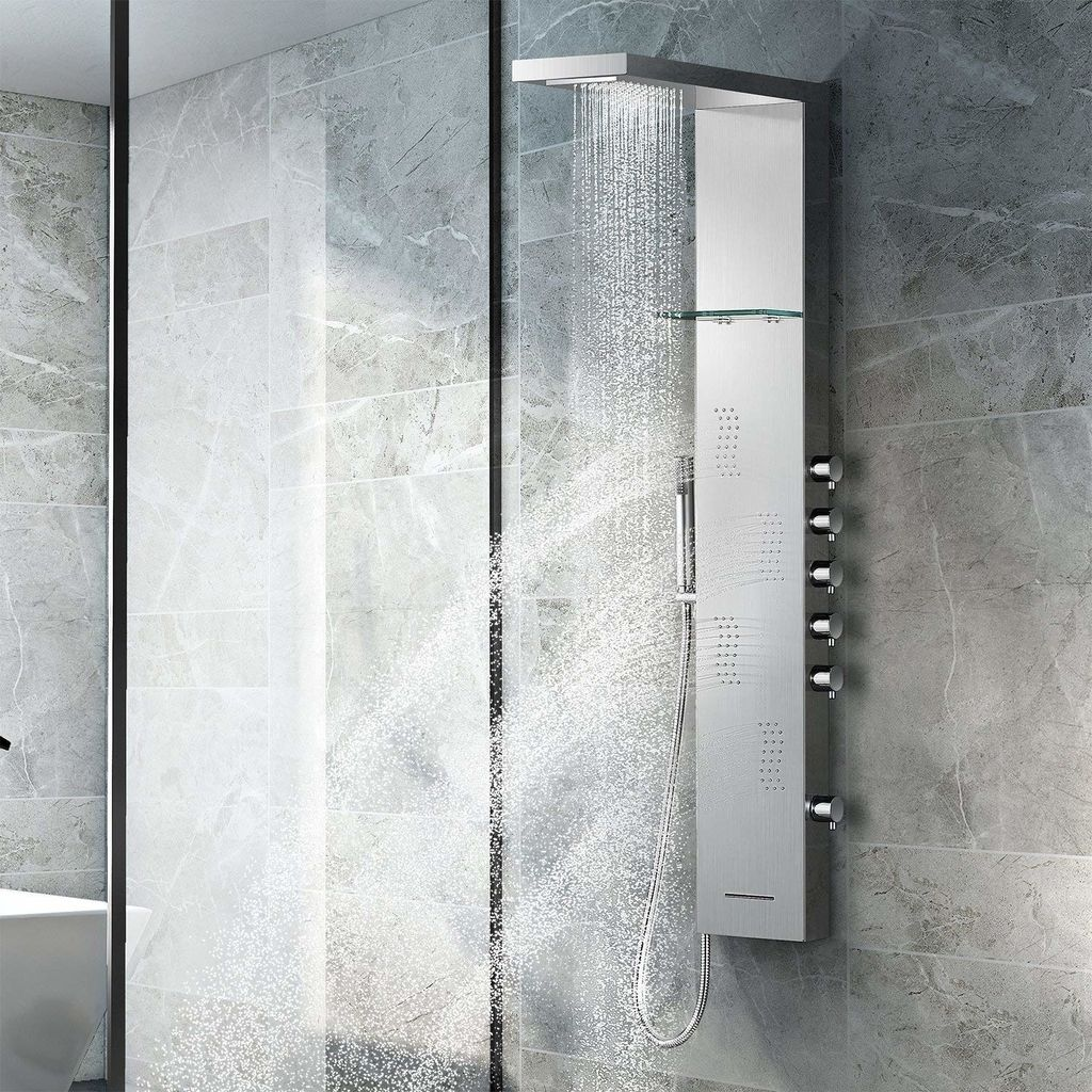 Types of Shower Panels