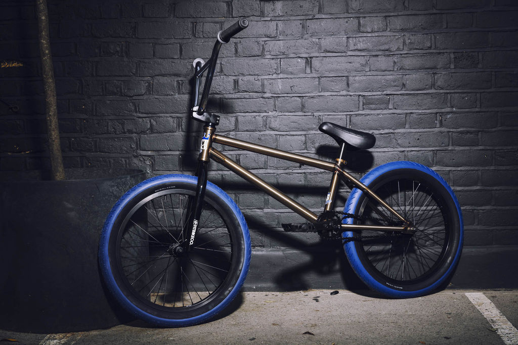 Different Styles BMX Bikes