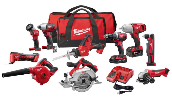 Why Choose Milwaukee Power Tools?