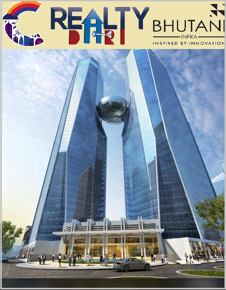 Bhutani Cyberthum offers office spaces in Noida