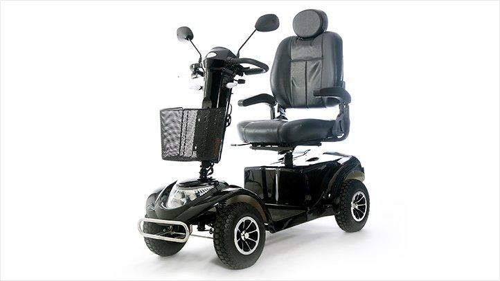 Information Guide To Wheelchair And Mobility Scooters