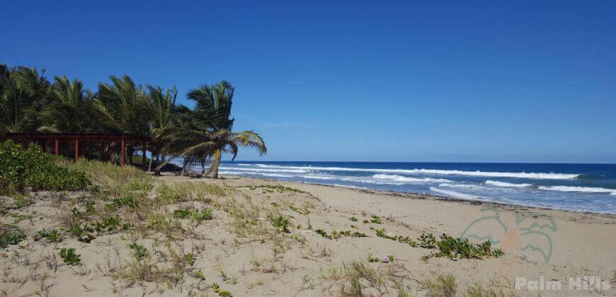 Inexpensive beachfront property outside Cabarete | Dominican Republic - palmhills.com.do