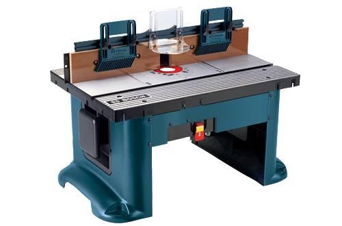 My Top 5 Router Tables