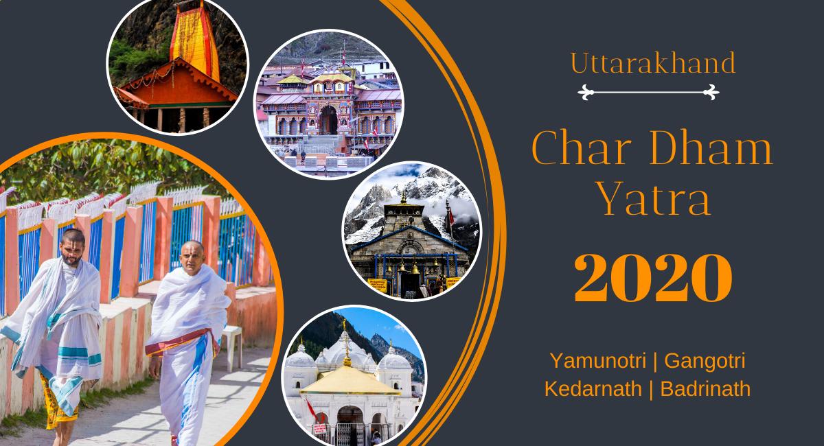 Char Dham Yatra 2020
