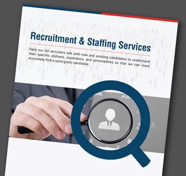 QA Recruitment & Testing Staffing Services - QA Mentor