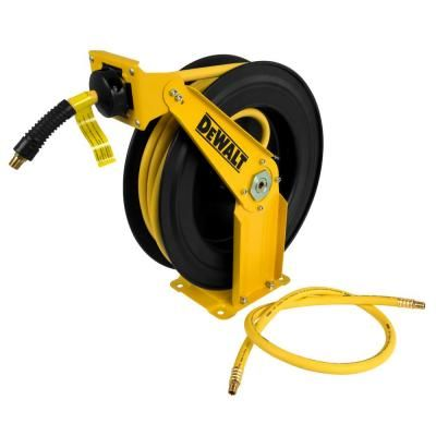 Air Hose Reel Safety Tools For Auto Shop