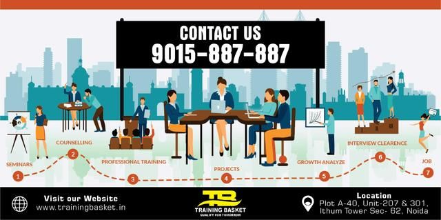 Contact Training Basket Institute  9015887887 - Basic Computer Training, Networking / Telecoms Training, Software Training Course In Noida Sector 62 Noida - Click.in