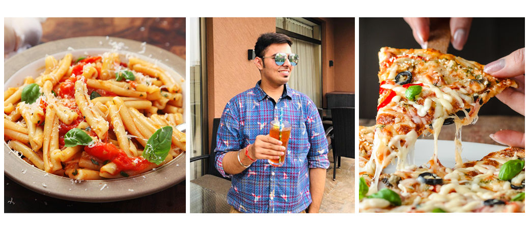 "Go ""Mamma Mia!"" with the best Italian in Lucknow"