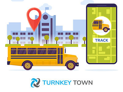 School Bus Tracking Software