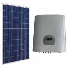 Kit Solar Autoconsumo 5000w