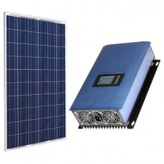 Kit Solar Autoconsumo 6000w