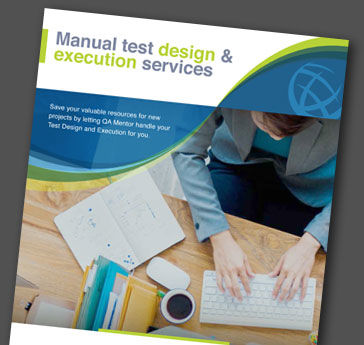 Manual Software Testing Services to ensure that the Software being Tested is ideal for usage