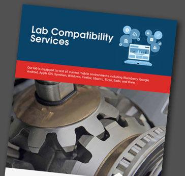 QA Laboratory Compatibility Services - QA Mentor