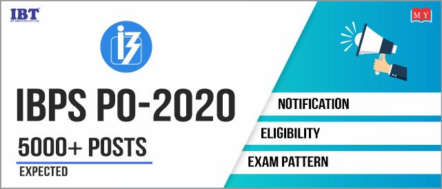 IBPS PO 2020: Notification, Exam Date, Pattern, Eligibility, Syllabus, Age Limit