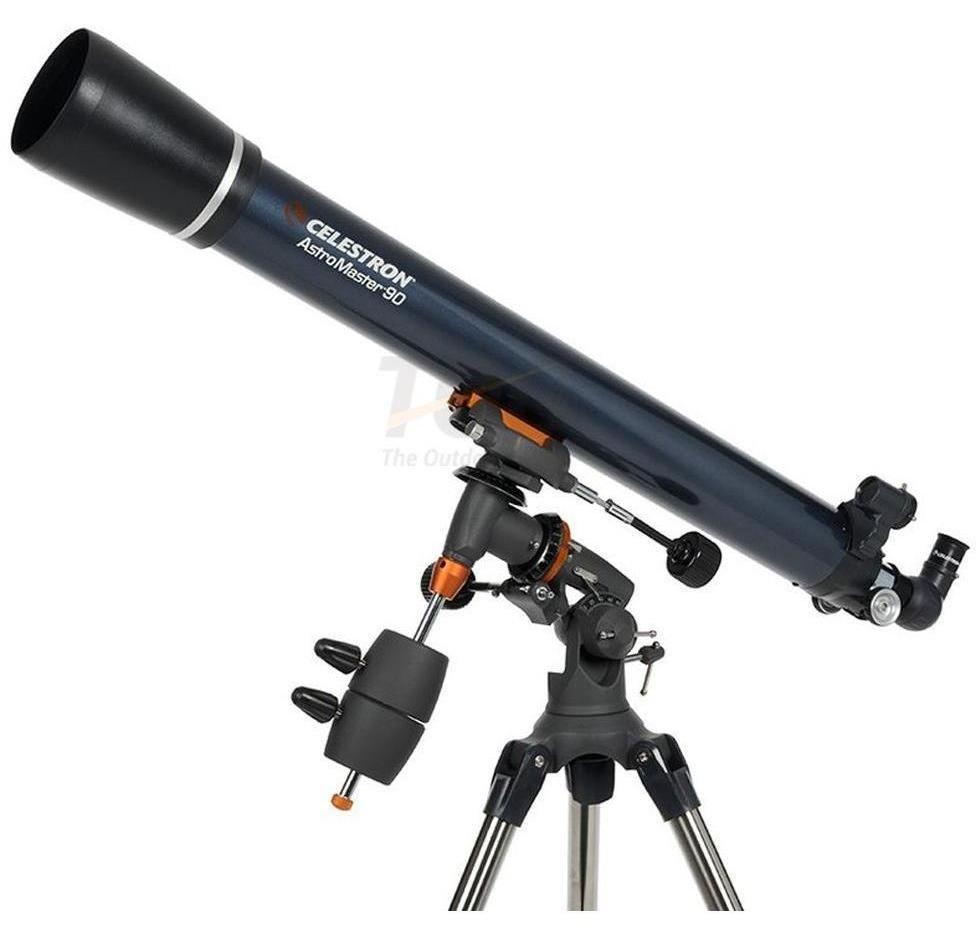 Buy Celestron Astromaster 90 Eq Telescope in Dubai at cheap price