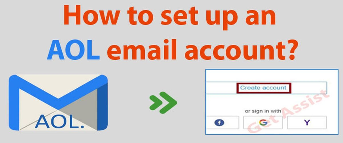 How to set up an AOL email account?