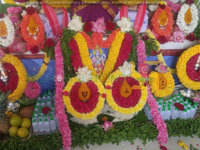 Shri Satyanarayan Pooja-Book Pandit for Satyanarayana Puja