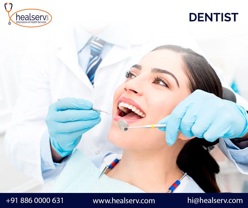 Dentist in IP Extension