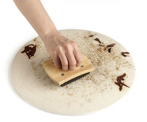 How To Clean A Baking Stone