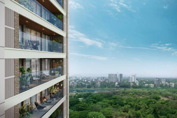 Bluegrass Residences | 3 & 4 BHK in Kalyani Nagar Pune By Sagitarius Ecospaces
