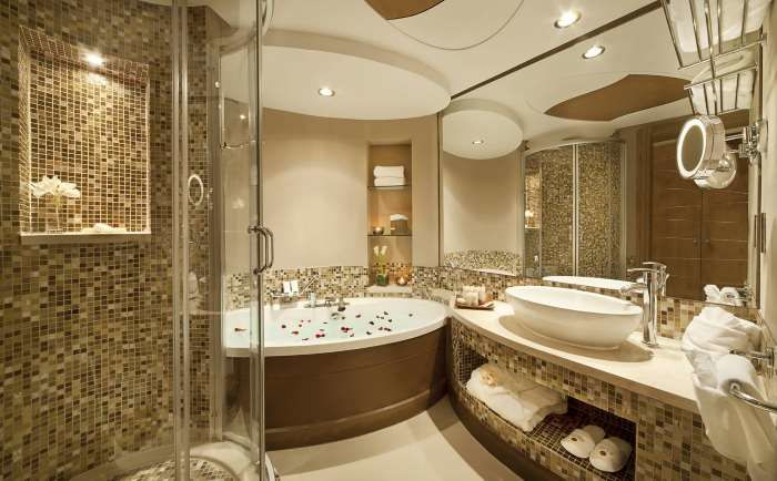 Easy Luxury Bathroom Decor Ideas | WritersCafe.org | The Online Writing Community