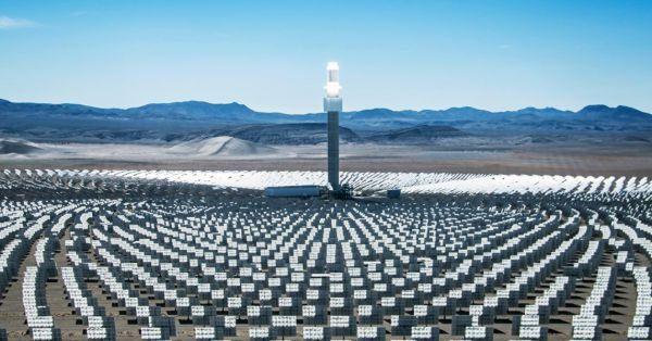 تسخير الطاقة الشمسية حتى تعمل في الليل