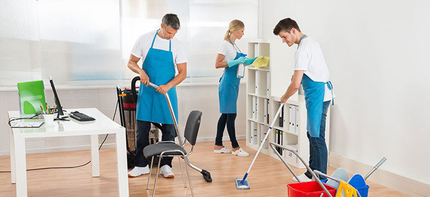Janitorial and Housekeeping Services - Salutary Facility