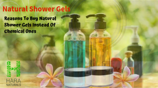 3 Reasons To Buy Natural Shower Gels Instead Of Chemical Ones by Harry Patel