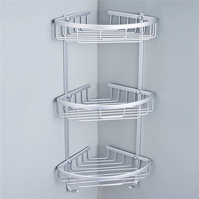 The Best Stainless Steel Shower Caddy – My Shower Guide