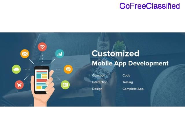Mobile App Development Company in Dubai Sharjah – Free Classifieds: Gofreeclassified