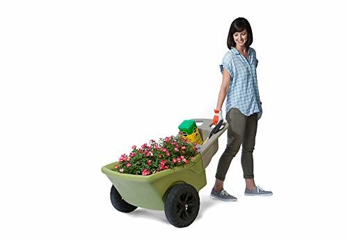 Choosing the Right Garden Cart for You