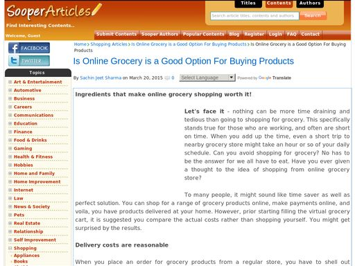 What are the reasons behind online grocery shopping trends. Check out the best reasons of online grocery shopping that has changed the whole concept of grocery shopping trends.