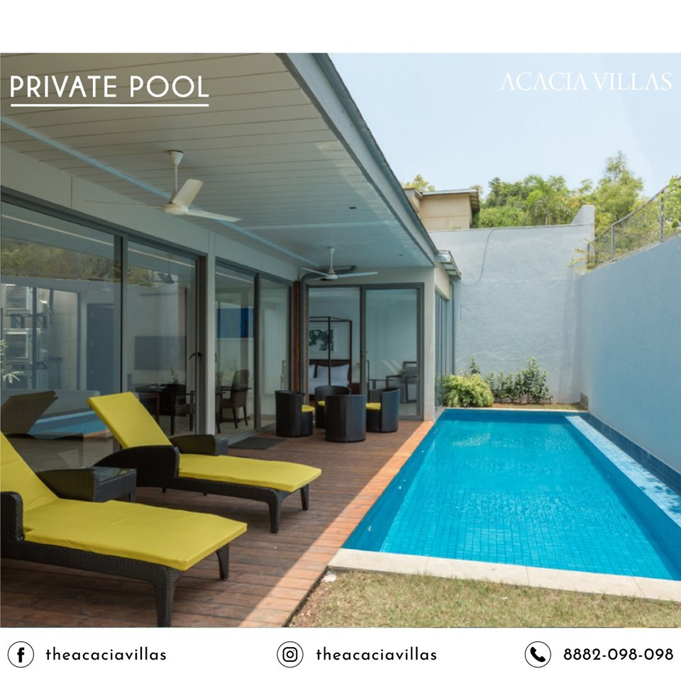 Book Best Private Villas On Rent With Private Pool | Goa, North Goa - Whazzup-U