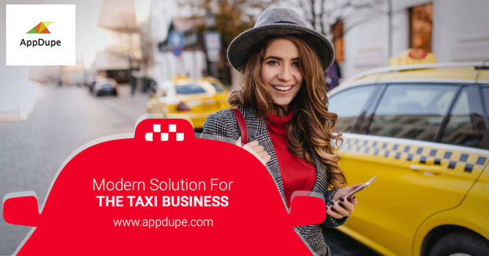 Digital business solution for traditional taxi agencies and businesses - Vanguard Online Community