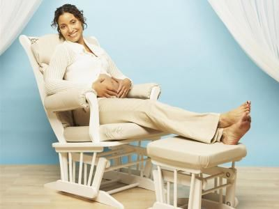 Gliders for Nursery: You And Your Baby