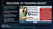 Summer Training in Noida-6 Weeks Summer Training in Redhat Training