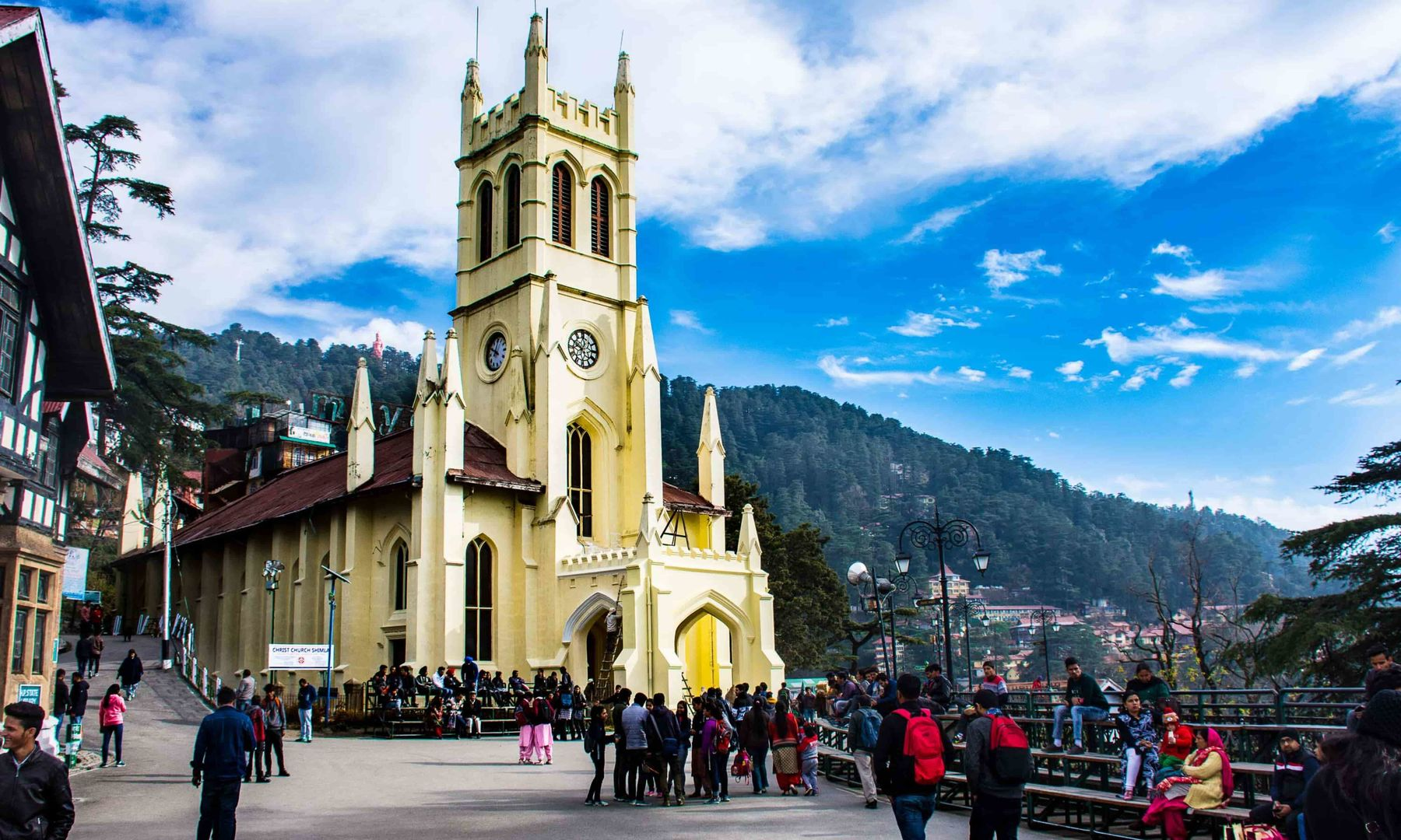 Top 25 places to visit near Shimla | Tourist attraction in Shimla - BizareXpedition