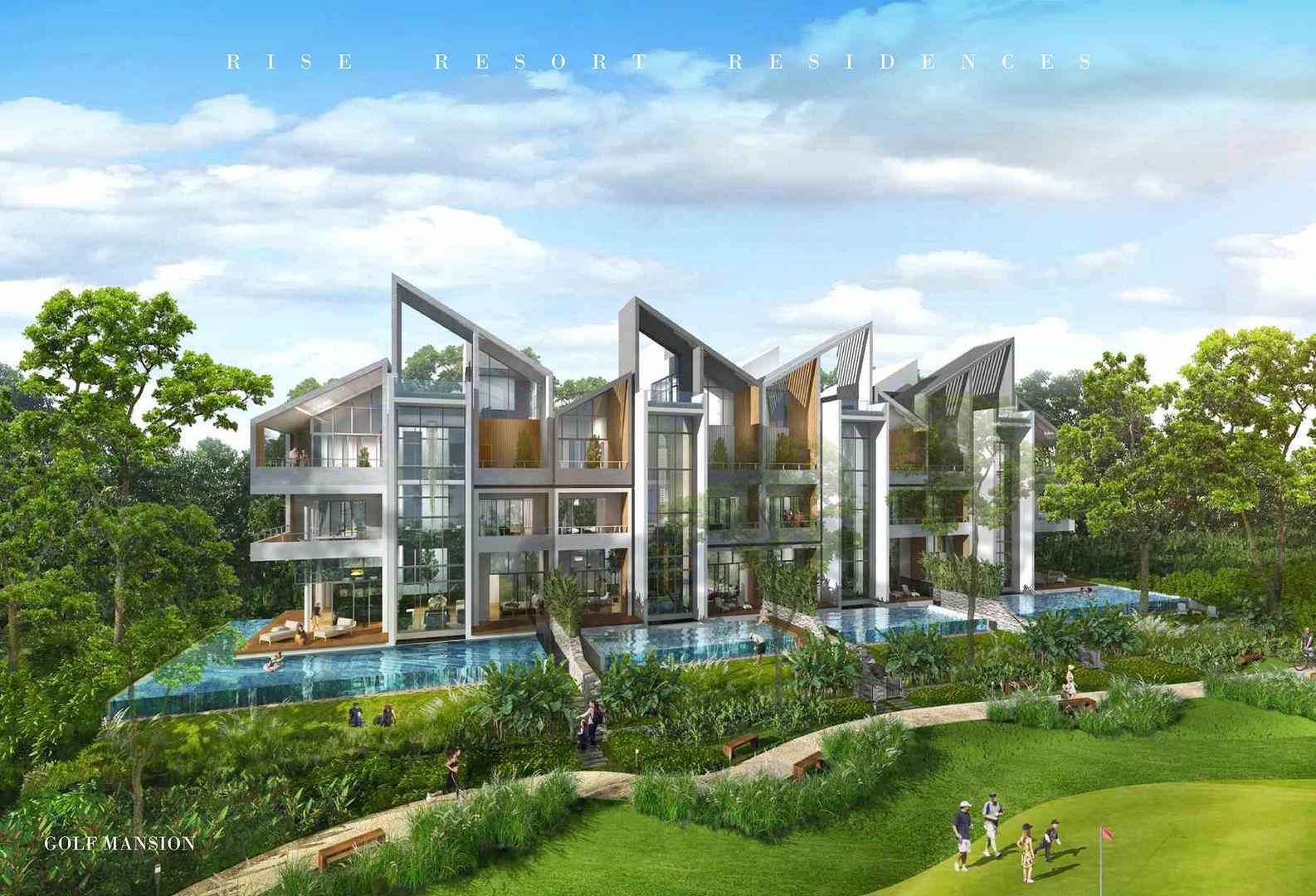 Rise Resort Residenes Noida Extension