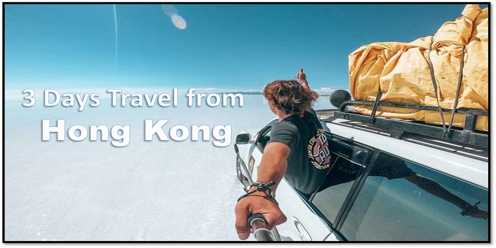 Travel From Hong Kong