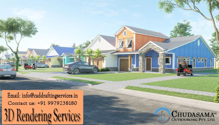 3D Rendering Services | COPL