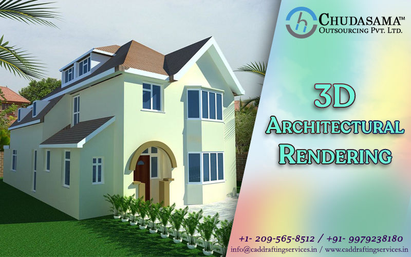 3D Architectural Rendering | 3D Visualization Services