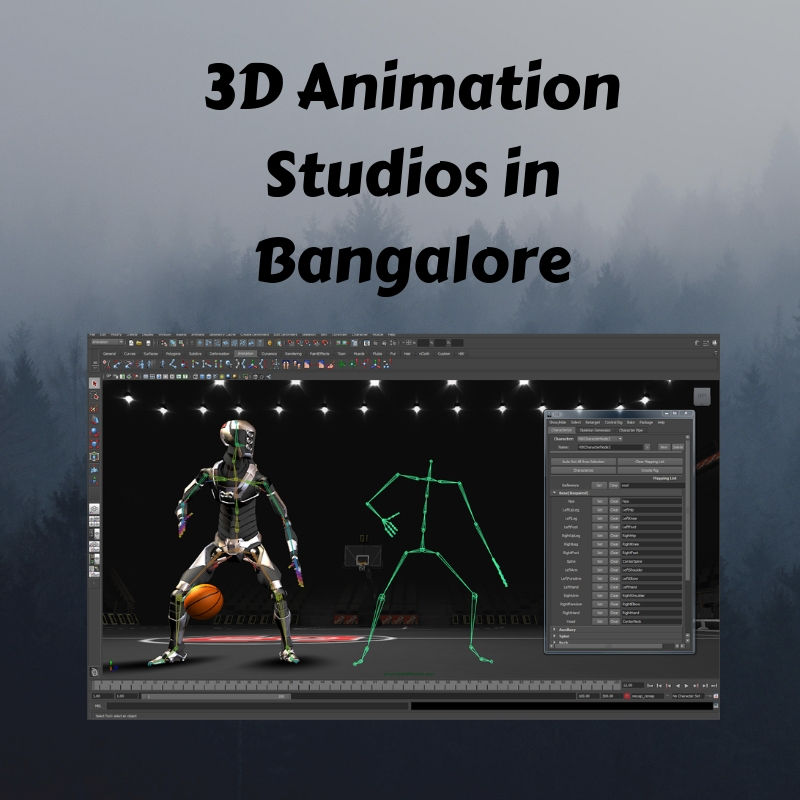 3D Animation Studios in Bangalore, 3d animation companies in india, 3d animation companies in Bangalore