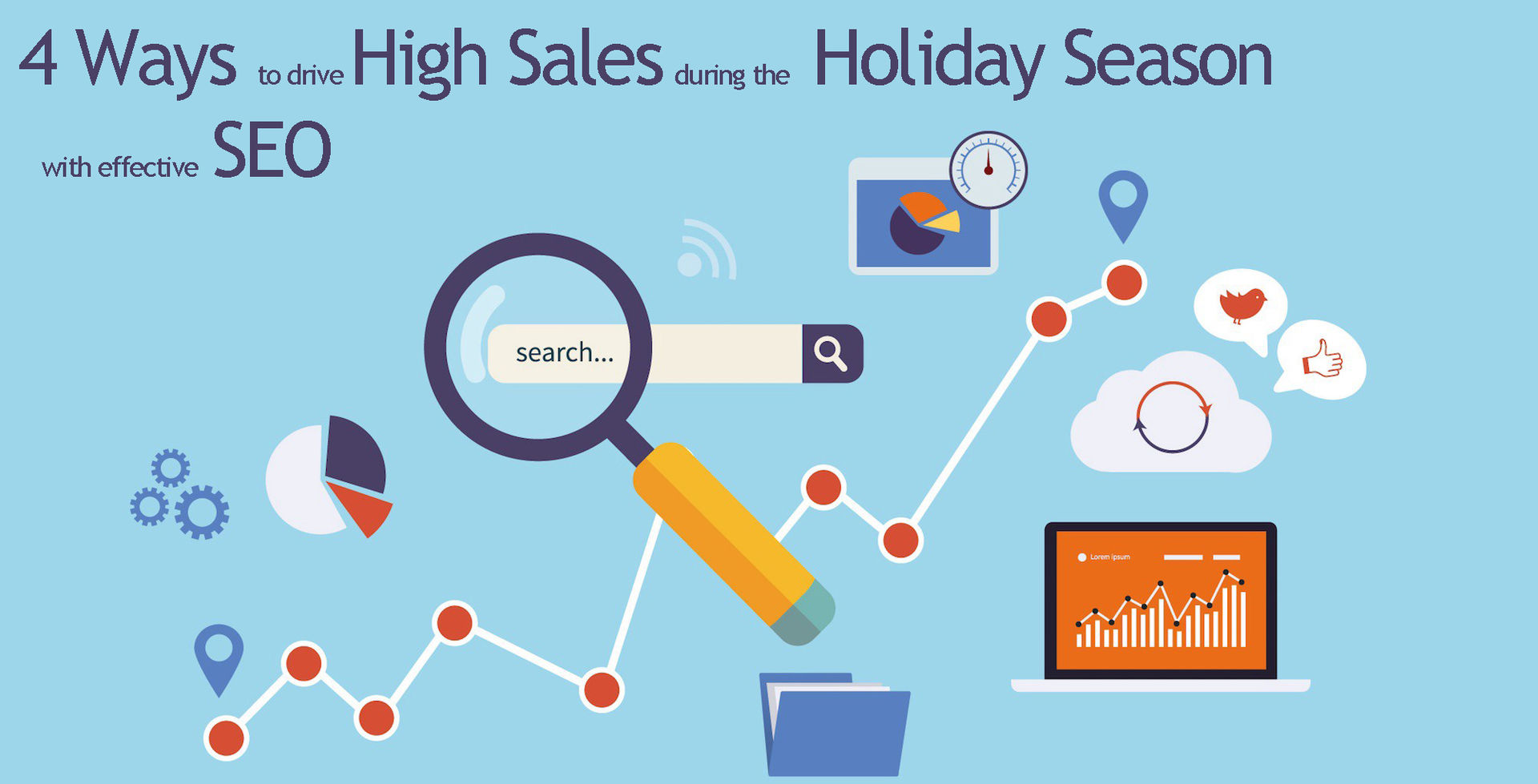 4 Simple Steps to Boost Your Seasonal SEO Traffic for your Business