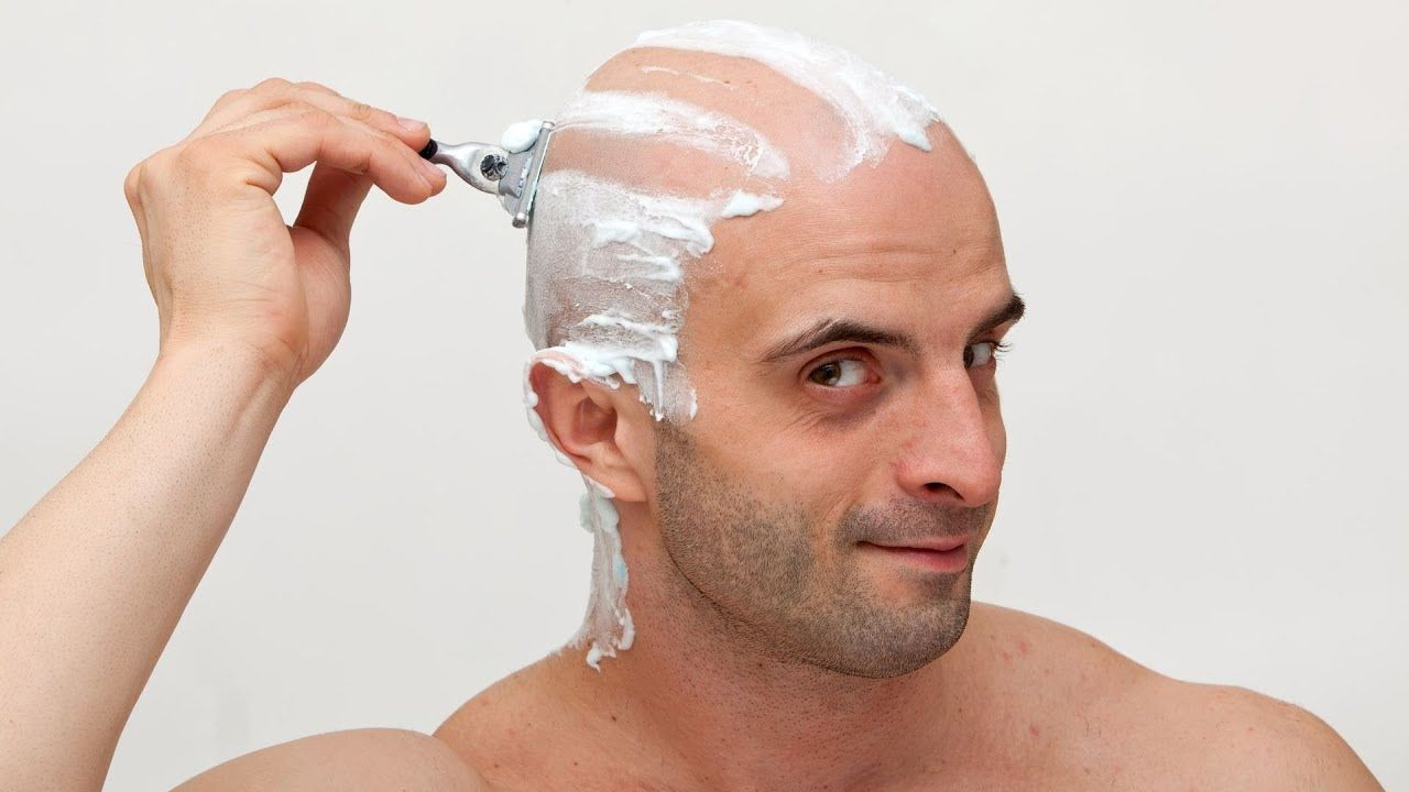 10 Techniques For Safely Shaving Your Head