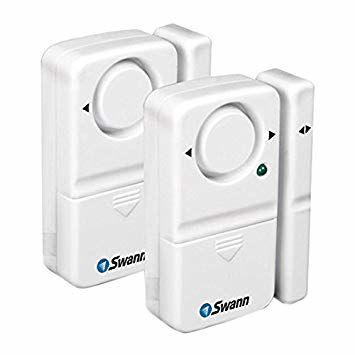 Wireless Door Alarm Systems