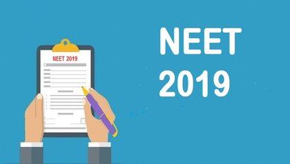 National Eligibility Cum Entrance Test (2019) Exam Dates and details