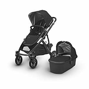 Peg Perego Team Double Stroller Modular Travel System  Terracotta PushChair