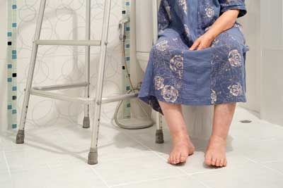 Raised Toilets and Furniture Help Seniors With Arthritis